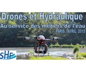 Colloque Drones et Hydraulique