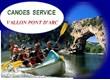 Canoë Service
