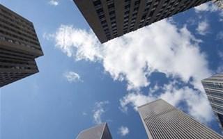 Entreprises bâtiment gratte ciel