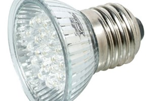 Eclairage LED économie énergie