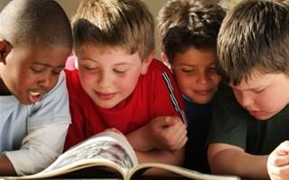 enfants et encyclopédie