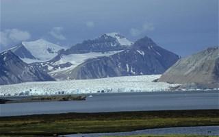 Fonte des glaciers et de la banquise
