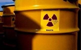 Baril déchets nucléaires