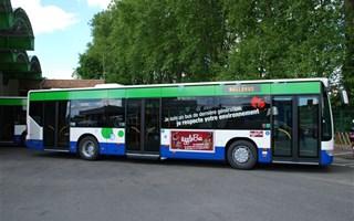 Bus au GNV