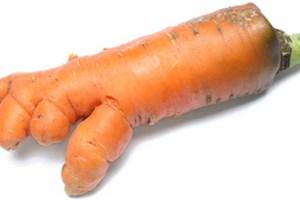 """J'achète des légumes """"moches"""""""