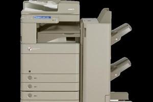 Au bureau, j'éteins le photocopieur à la fin de la journée