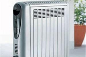 Je ne me chauffe pas avec un radiateur d'appoint