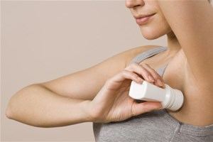 Déodorant sans sel d'aluminium