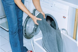 Je fabrique ma lessive avec du savon noir