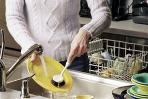 Je fabrique mon liquide vaisselle avec du savon de Marseille