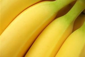 Je ne jette pas mes bananes noircies