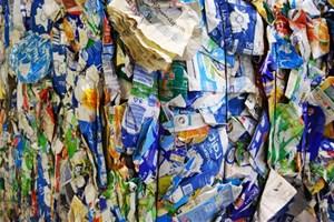 Je recycle les briques alimentaires