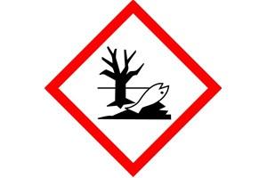Je sais reconnaître l'étiquette d'un produit dangereux pour l'environnement