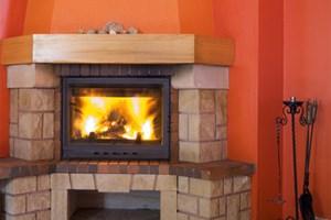 J'utilise ma cheminée avec un insert pour me chauffer