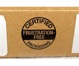 Frustration-Free Packaging Amazon