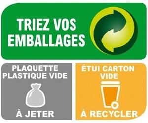Info Tri Point Vert