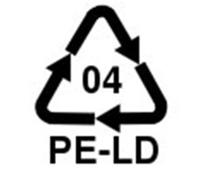 Label Plastique PELD
