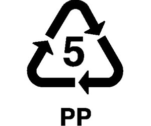 Label Plastique PP