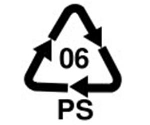Plastique PS Polystyrène