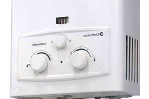 Chauffe-eau gaz