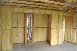 Isolation des murs interieur
