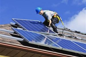Panneaux solaires photovoltaïques