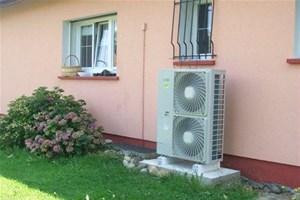 Pompe à chaleur Air-Air (PAC Air-Air)